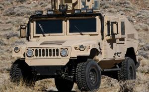 BAE HMMWV Integrated SMART V '2011